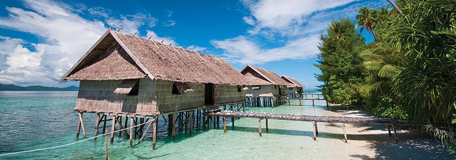 Kayaking the Raja Ampat Archipelago of West Papua, Indonesia