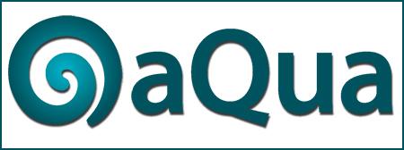Logo Aqua turquesaz-sombra